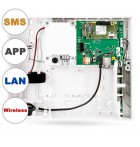 JA-103KRY Control panel with LAN, GSM and radio module (*New)