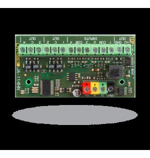 JA-114HN Bus four-input and four-output module