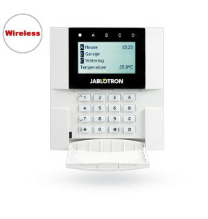 JA-150E Wireless keypad