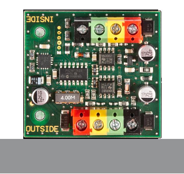 JA-110T Bus short-circuit isolator module