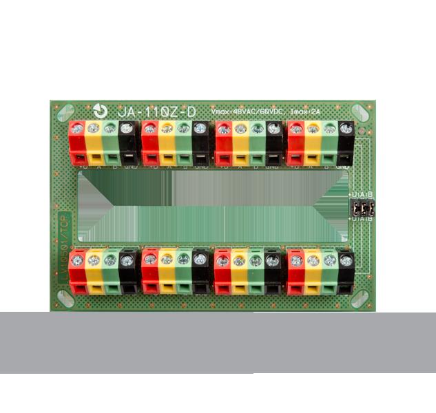 JA-110Z-D Multiposition bus terminal module