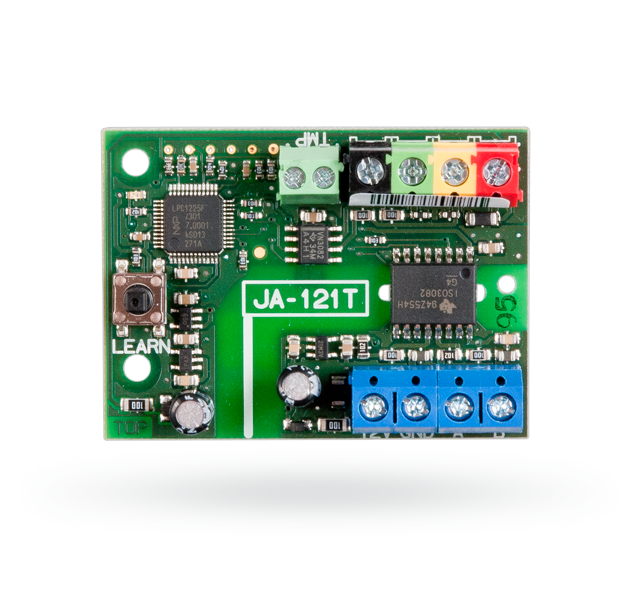 JA-121T RS-485 bus interface