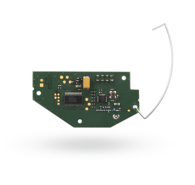JA-150G-CO Wireless module for connection of an Ei208W(D) CO detector