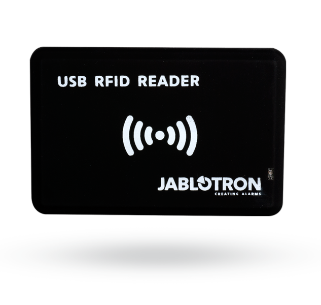 JA-190T RFID card and key tag reader for PC (connected by USB)