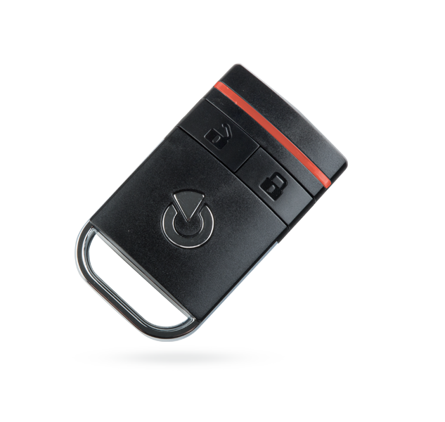 JA-152J MS Bi-directional two-button keyfob