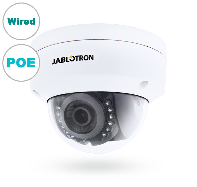 JI-111C IP Indoor / Outdoor Camera 2MP - DOME