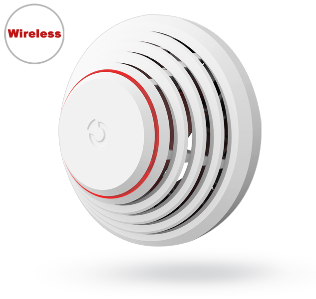 JA-150ST Wireless fire and temperature detector