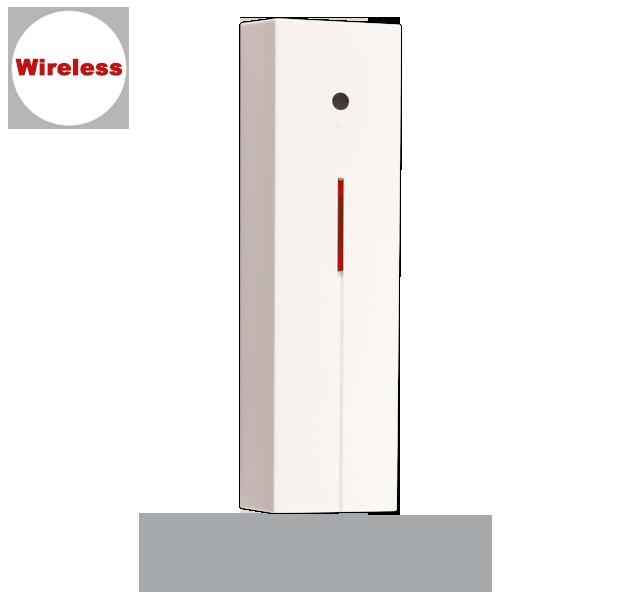 JA-180B Wireless acoustic glass-break detector