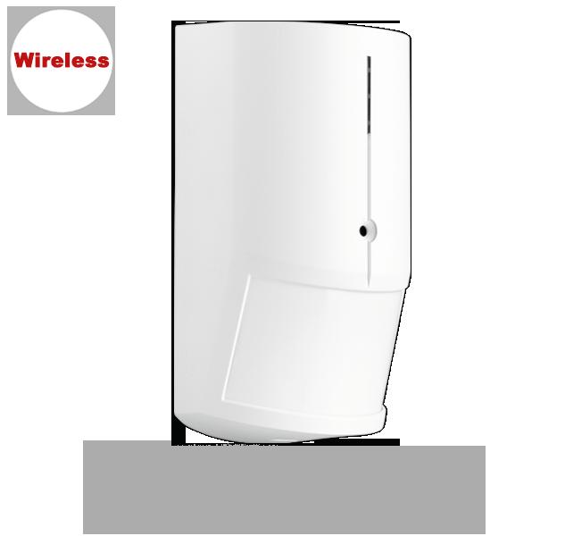 JA-180PB Wireless PIR and glass-break combined detector
