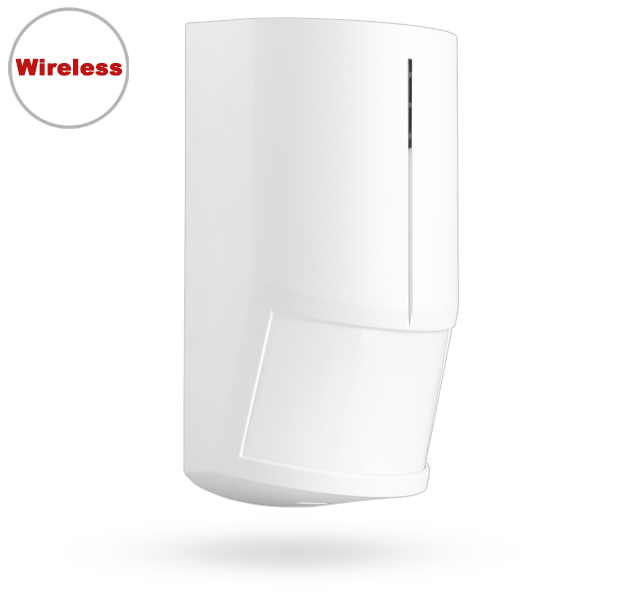 JA-180W Wireless PIR and MW combined detector