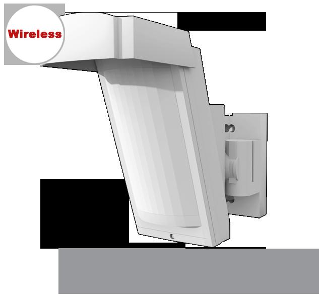 JA-188P Wireless outdoor PIR detector