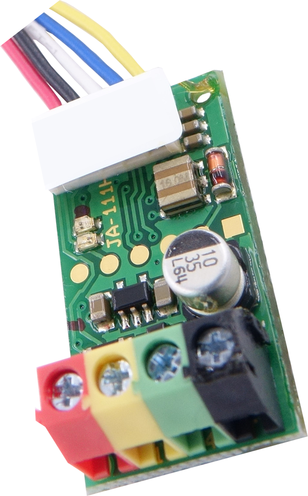 JA-111H TRB Bus module interface for wire detector