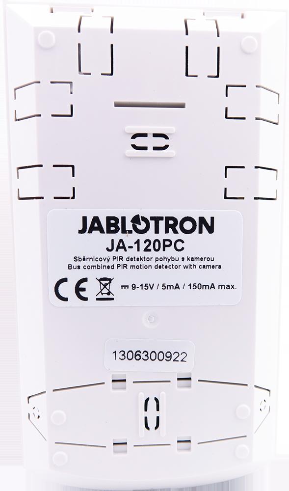 JA-120PC Bus PIR Motion Detector with Camera