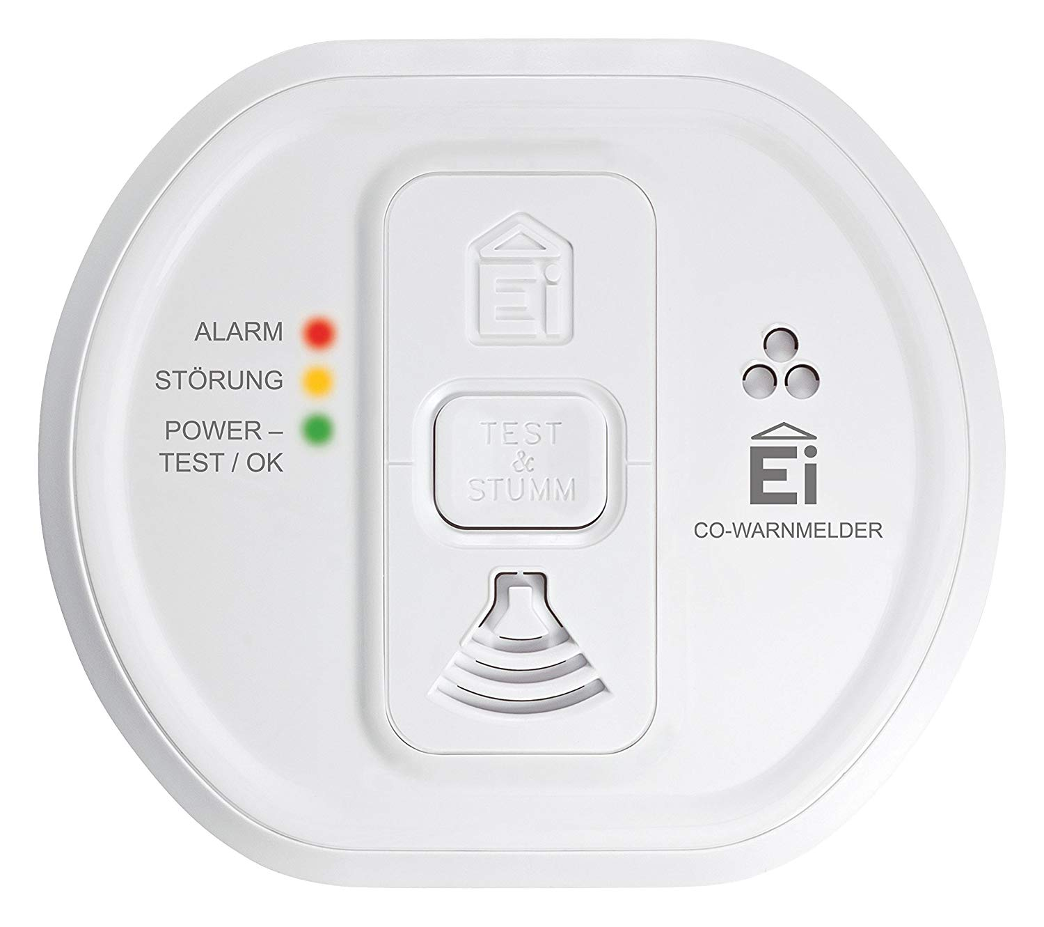 EI 208W Carbon monoxide alarm (No LED Monitor)